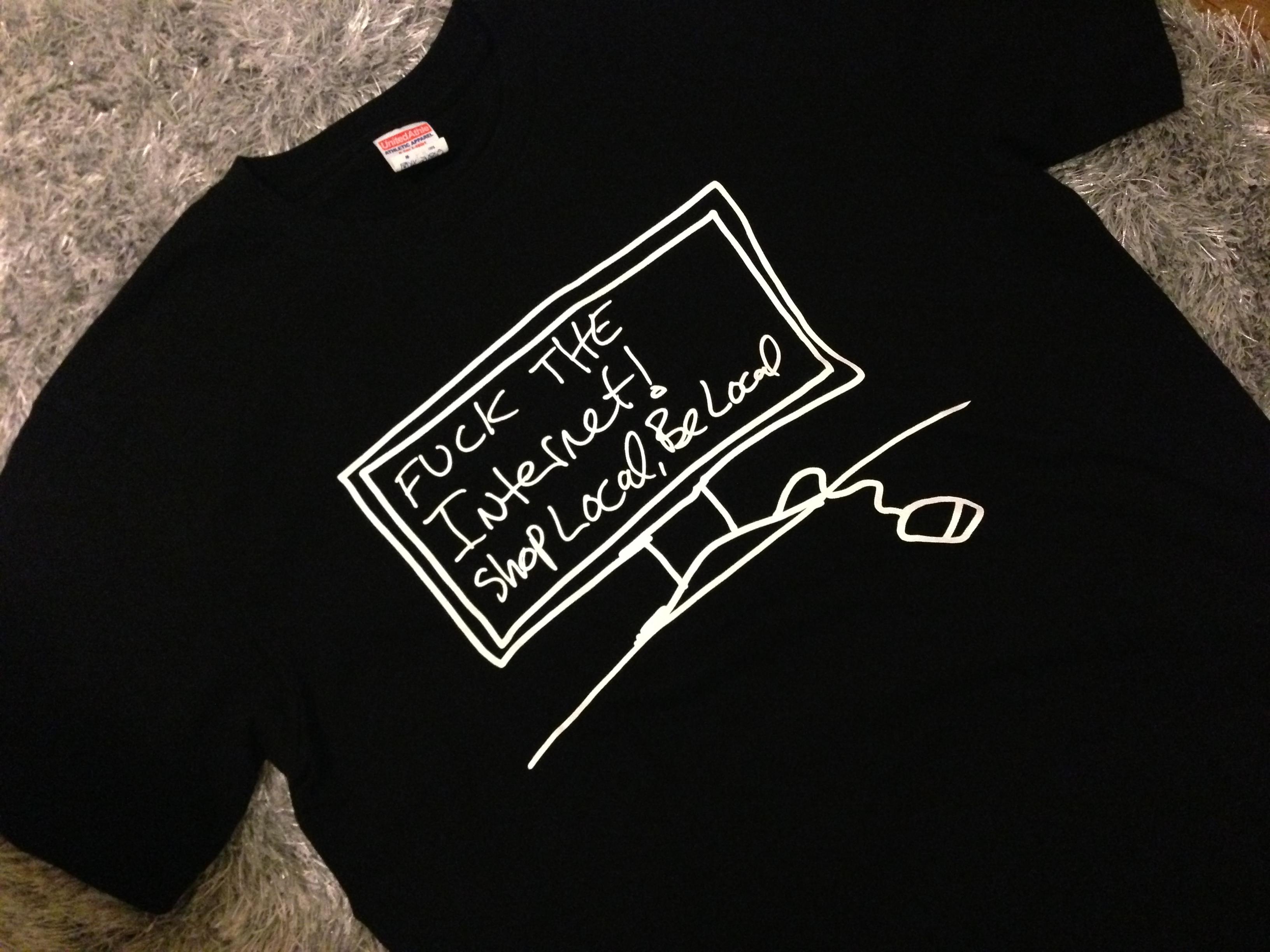 POWER BOMB Tシャツ!